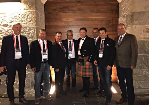 World Angus Forum 2017 in Edinburgh